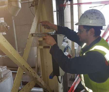 Darius: Electrician at TPS