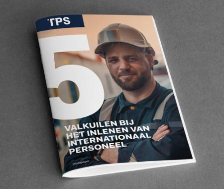 Whitepaper: '5 valkuilen bij het inlenen van internationaal personeel'