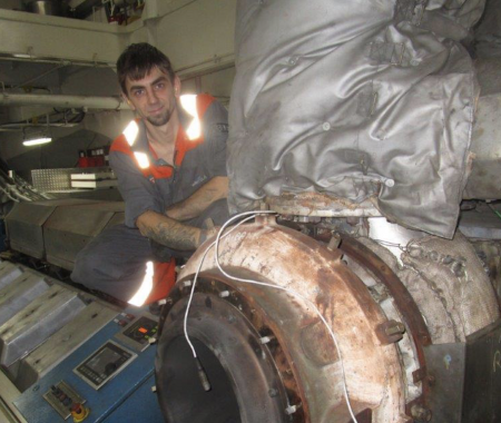 Catalin: Service Mechanic at TPS