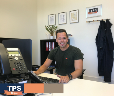 Meet Jim: Recruitment Agent bij TPS