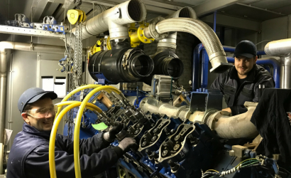 Maintenance repairs generators
