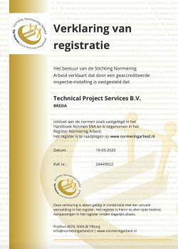Ik wil Premek of een andere electrical engineer van TPS op mijn project!